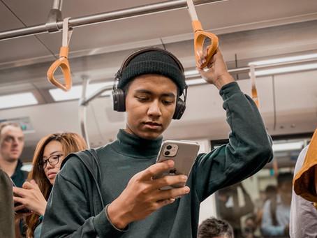 Big City, No Smartphone
