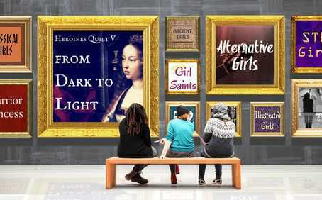 Girlhood Online - All About the Girl Museum