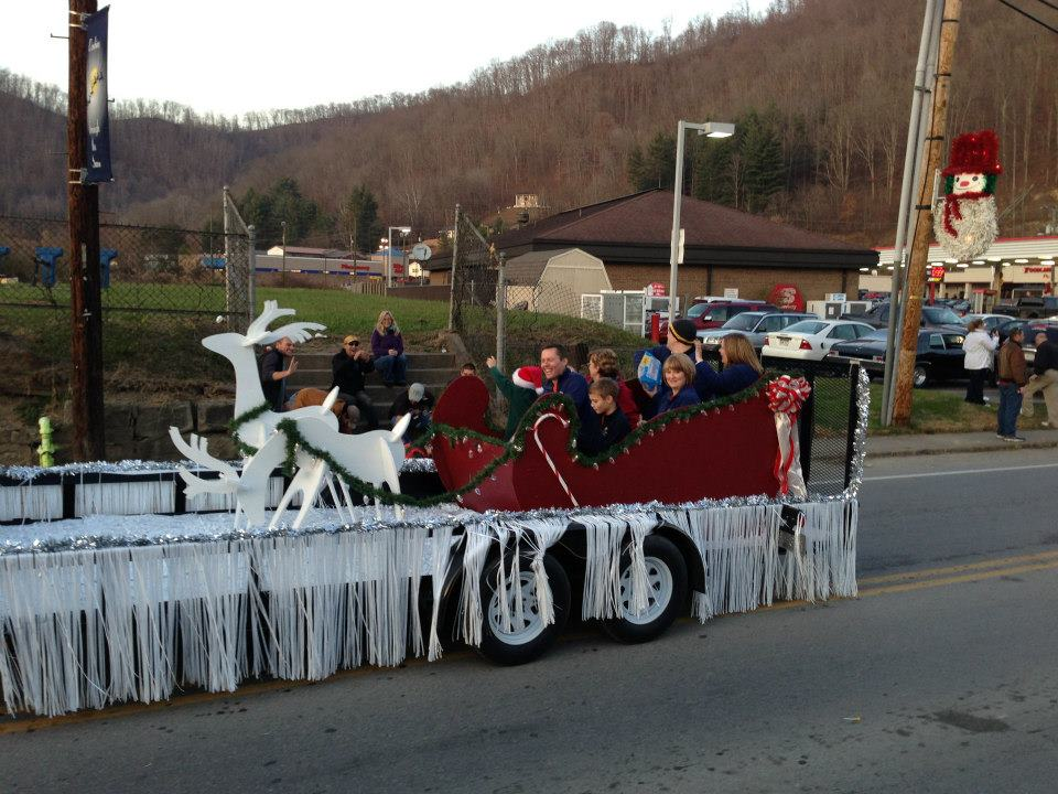 SWVPT on Santa's Sleigh