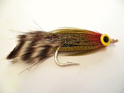 Olive Mallard Minnows