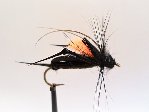 Davie Mcphails Black Cricket