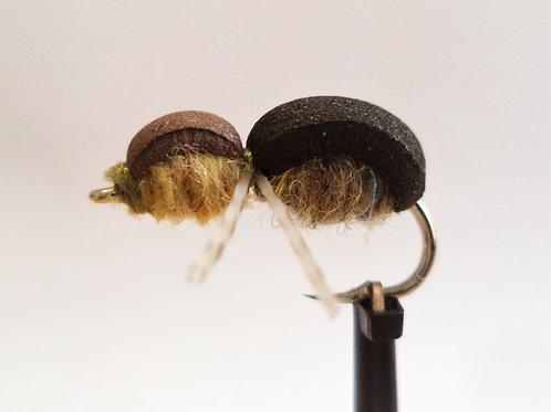 Beige Foam Beetle