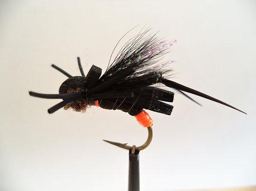 Mini Black Hopper