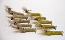 Flymen shrimp tails