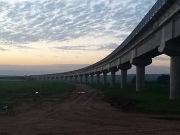 גשר מסילת העמק עפולה