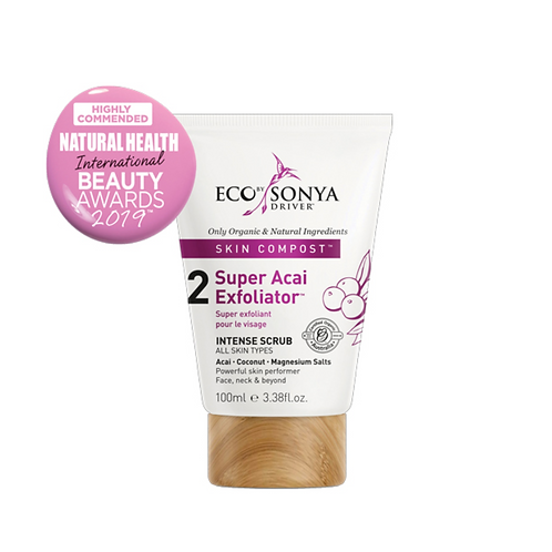 Eco by Sonya Super Acai Exfoliator