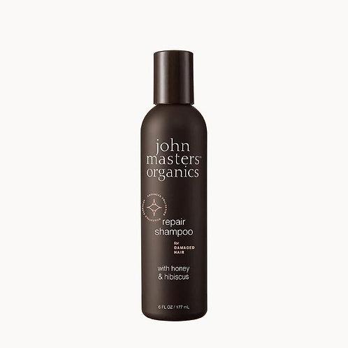 John Masters Honey & Hibiscus Hair Reconstruting Shampoo