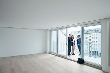 Showing an Apartment