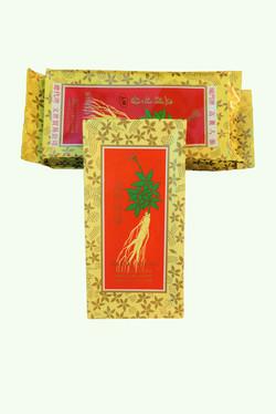城門牌高麗人參 木盒包裝