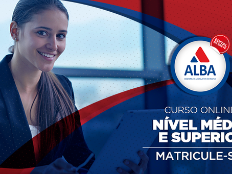 Saiba mais sobre o tão esperado concurso da ALBA.