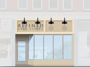 NEW OFFICE coming to Whitman!  Refined Real Estate