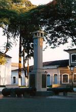 Praça Central de Cananéia