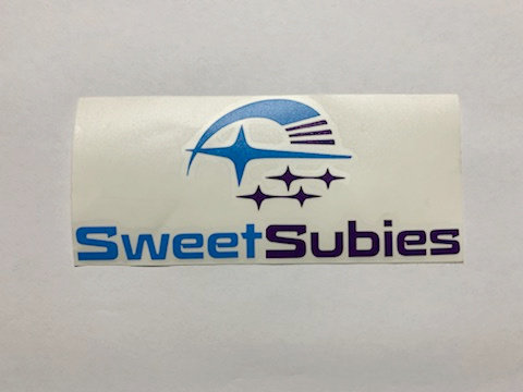 Sweet Subies Sticker