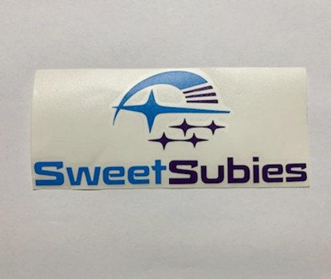 Sweet Subies Sticker