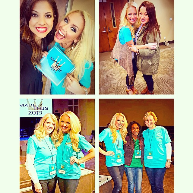 I love doing ministry with these women! #made4this #girlsministry #frands