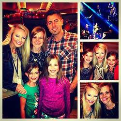 I had such a blast getting to spend time w this beautiful family tonight! And Happy anniversary to m
