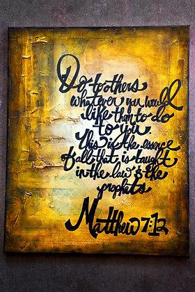 Matthew 27:12