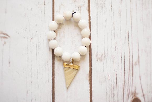Ivory Arrow Bracelet