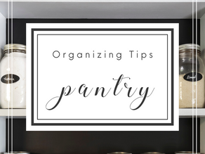 How to Create and Maintain a Clean and Organized Pantry