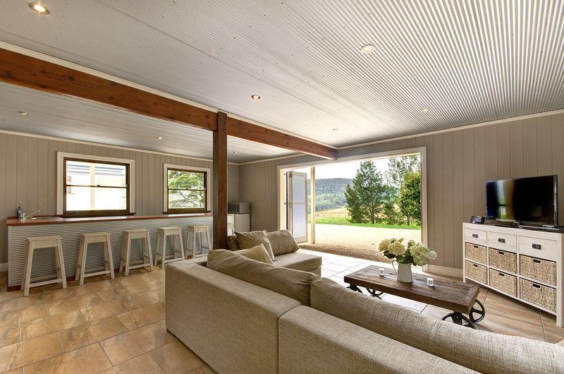 Coach House Living Area