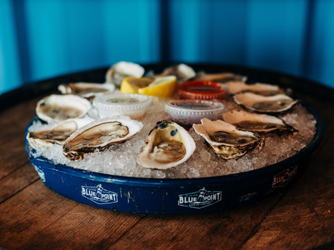 Dock to Dish: Authentic Blue Point Oysters Come Home