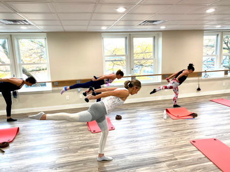 Fluid Power Barre Unveils New Studio