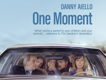 One Moment Premieres at BIFF to Top Awards