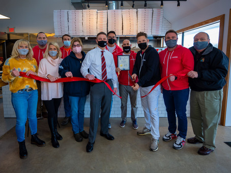 The Pizzeria of Bayport Officially Opens