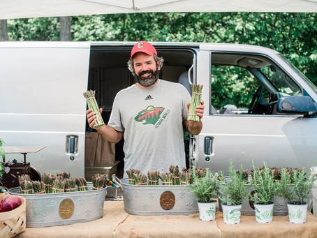 Faces of the Sayville Farmers Market