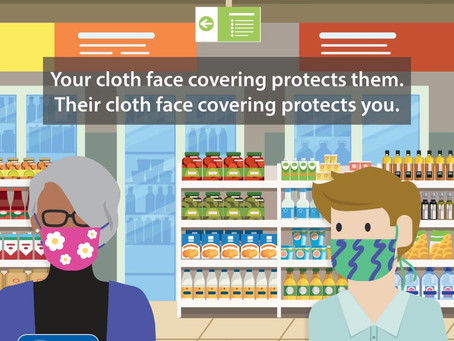 New Rules About Face Masks