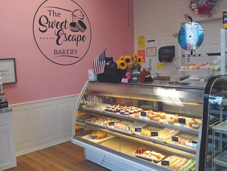 Sweet Escape Bakery Comes to Bayport