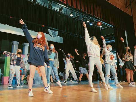 Bayport-Blue Point HS Musical Montage