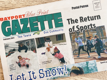 Meet the Gazette's Chief Editor Gala Scibelli