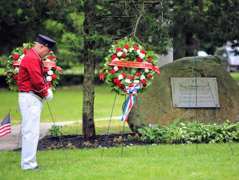 Scenes From The 2021 Bayport Memorial Day Ceremony