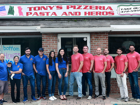 Opening Soon: The Pizzeria of Bayport