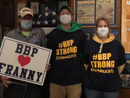 #BBPStrong Shirts on Sale at Cav's