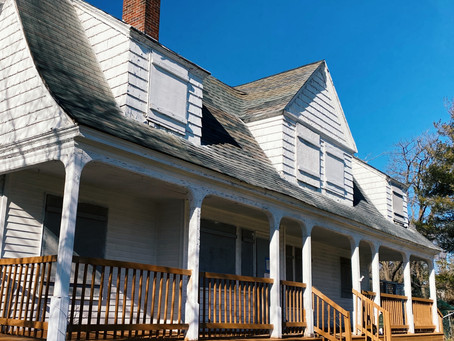 Historical Home Waits for Right Owner