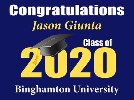 Custom Class of 2020 Lawn Signs