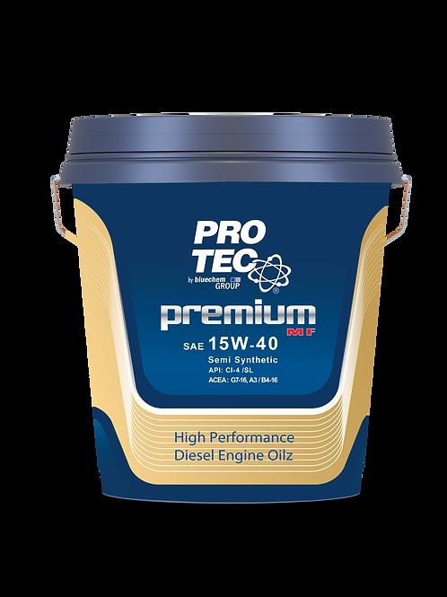 PRO-TEC 15W-40 mineral