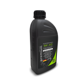 High Performance Engine Oil Premium #ONE 5W-40