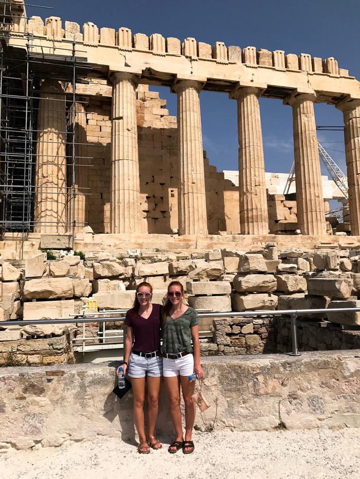 Acropolis inAthens
