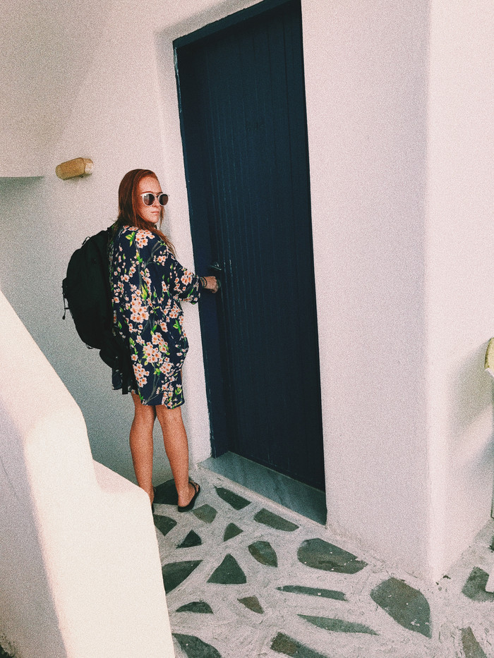 Just a few pictures in Paros