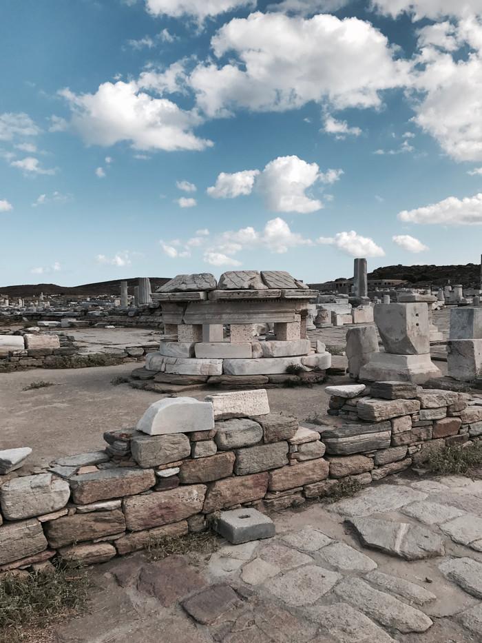 Delos and Mykonos
