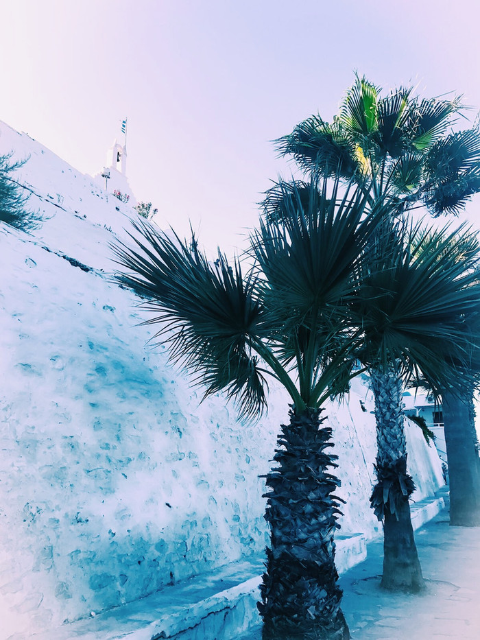 Paros... our home for the next 3 months