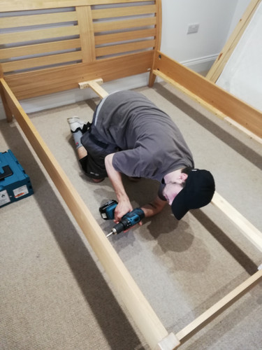 Double Bed Reassemble Service