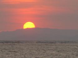 Sunset over the Nicoya Penninsula.jpg