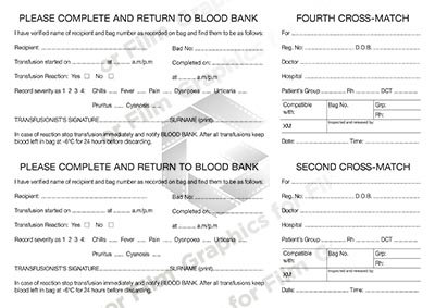 Blood Bank / Donation Forms
