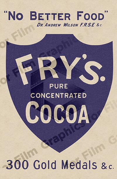 Fry's chocolate advert