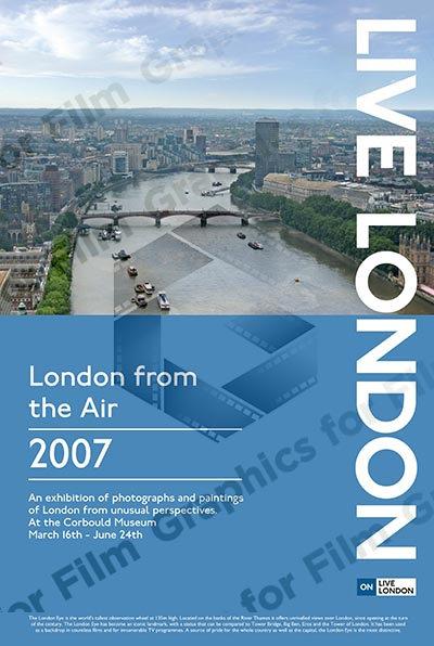 London Tourism poster