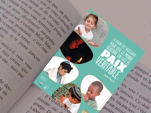 """100 images marque-pages """"Prière pour la Paix"""""""
